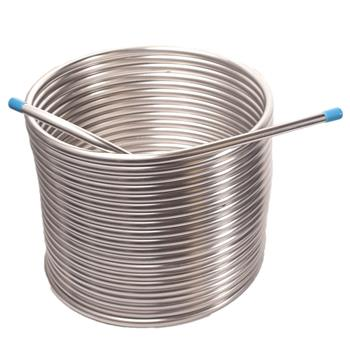 Coiled Stainless Steel Tubing