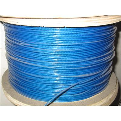 Nylon Coated Stainless Steel Wire Ropes