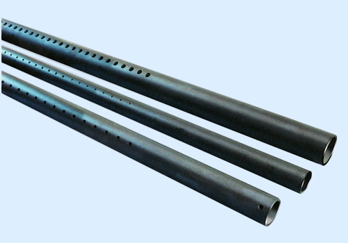 Refractory Reaction Bonded Silicon Carbide (RBSIC or SiSiC) Cooling Air Pipes