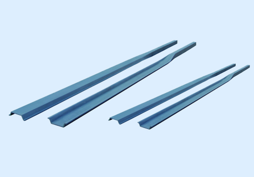 Refractory Reaction Bonded Silicon Carbide (RBSIC or SiSiC) Cantilever Paddles