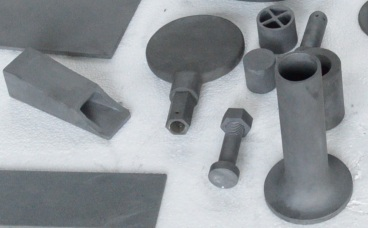Refractory Reaction Bonded Silicon Carbide Ceramic (RBSIC or SiSiC) Special Liners