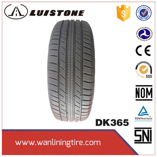 Foreign trade new explosion-proof wear-resisting half steel radial tire215/70R16