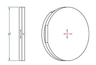 Optically Contacted Zero-order Waveplates supplier