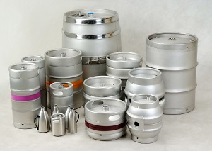 18 GALLON Stainless steel UK standard cask