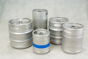 150L Stainles steel food drums