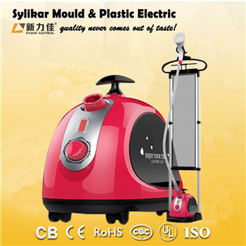 National electric steam iron box with hanger/portable steam box