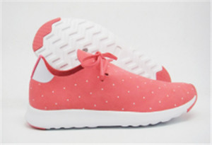Slip on Fushia lady microfier casual shoes  (CAS61082, BRAND: CARE)