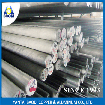 extruded aluminum/aluminium rod &bar  6061 6082 stock for mould  electrical applications