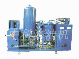 ZYA Multifunction lubrication oil purifier plant