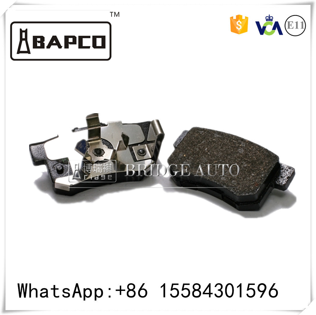 brake pad shim no noise no dust