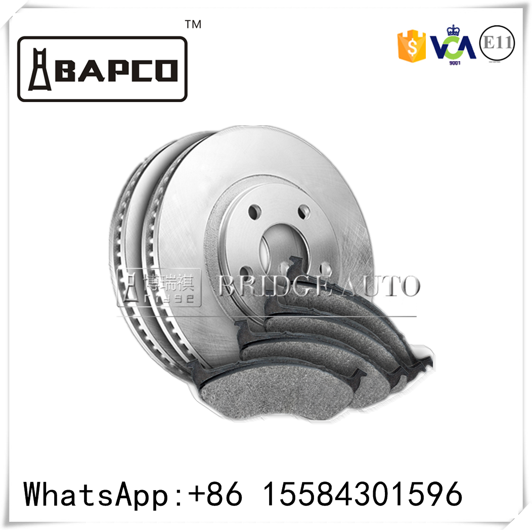 car parts brake system for brake disc pad
