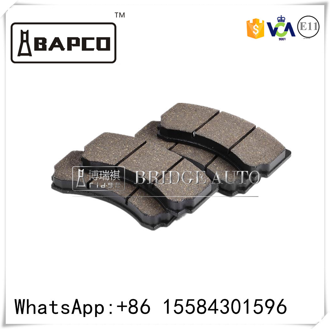 top quality auto parts brake pad price