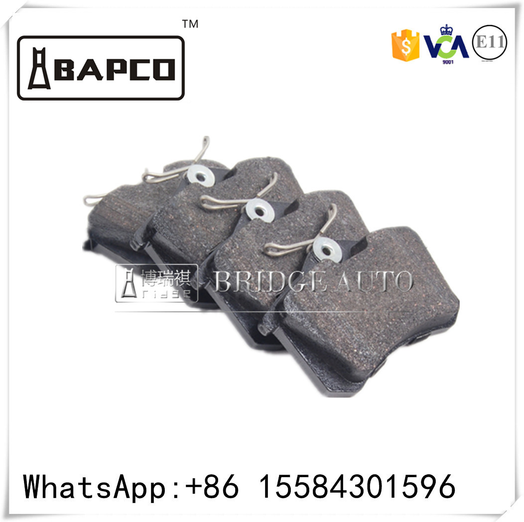 China top quality factory car brake pad