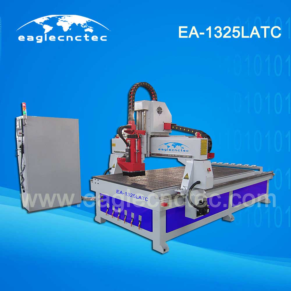 ATC CNC Router Machining Center for Modern Furniture Making