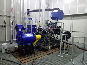 CAMA Gasoline/Diesel Engine Performance Test Bench/stand/cell/bed system
