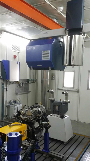 High-Speed Intime Data Acquisition System for Engine Motor Gearbox Test