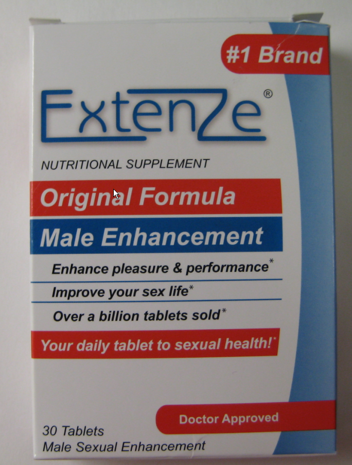 Cialis or extenze