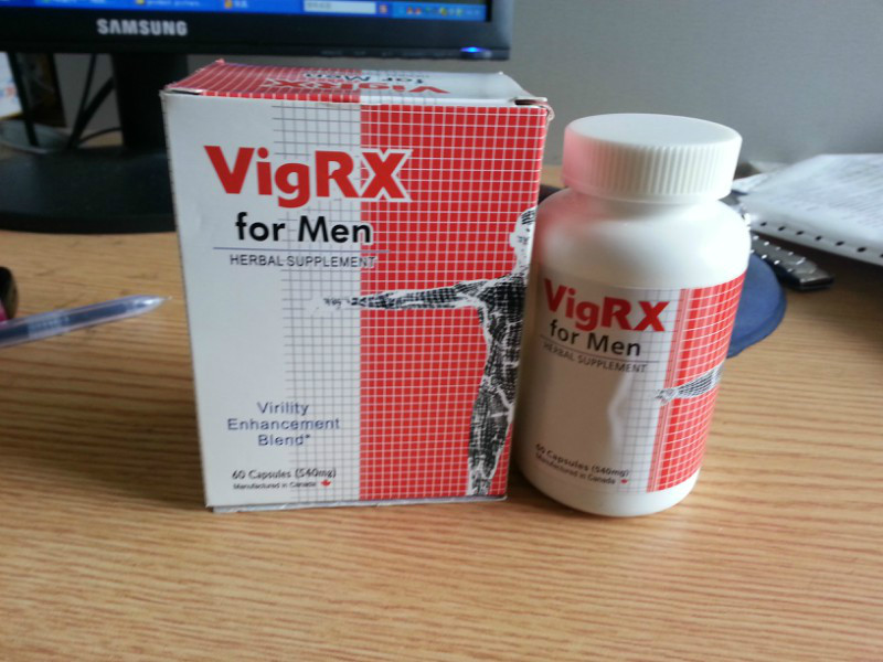 VIGRX Penis Enlargement Pill; VIGRX Penis Enlargement Pill ...