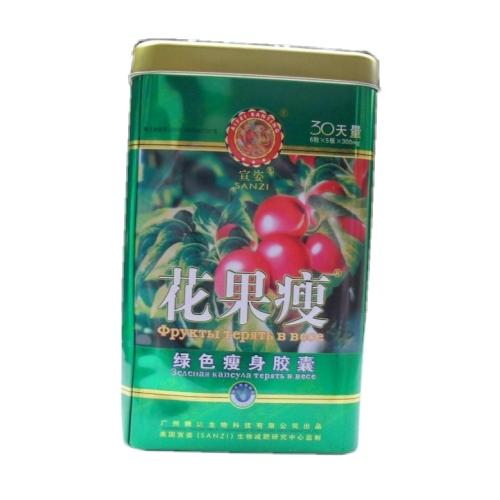 Flower And Fruit Slimming Capsules