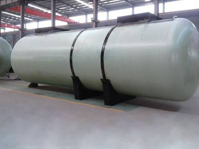 Double-wall FRP Oil Storage Tank