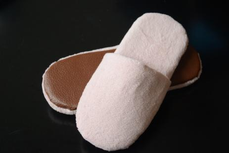 Brand comfortable airline slippers hotel slippers guest slipper factory export