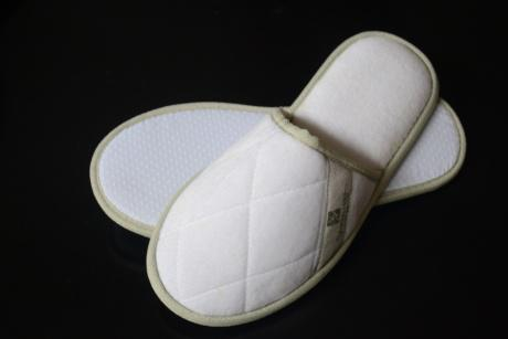 comfortable disposable airline slippers hotel slippers guest slipper