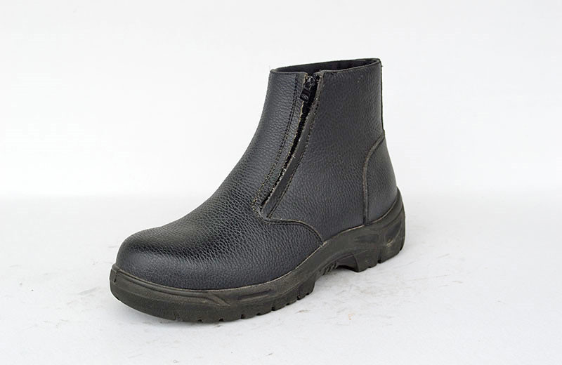 hot sale & high quality safety shoes without lace with CE&ISO