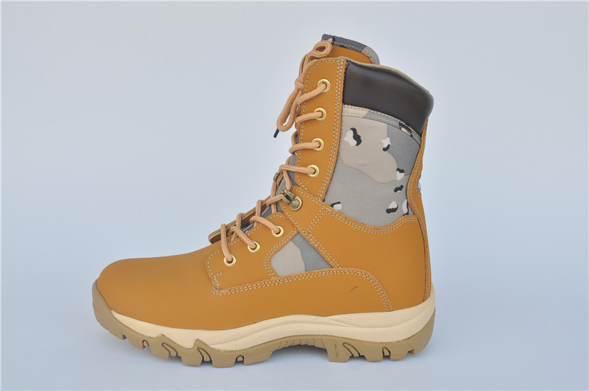 factory wholesale construction work steel toe safety boots for men and women with microsoft leather