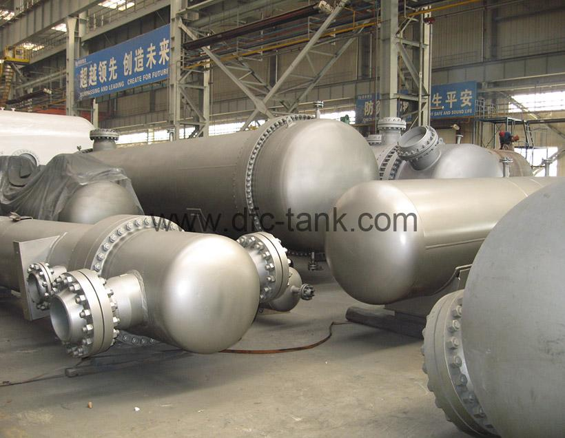 BEM Fixed Tube-Sheet Heat Exchanger