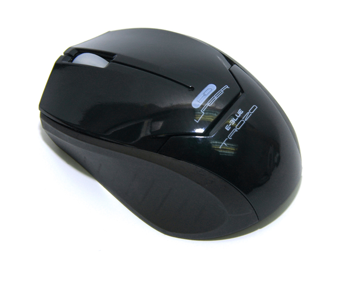 Troza 2.4G Wireless Laser Mouse