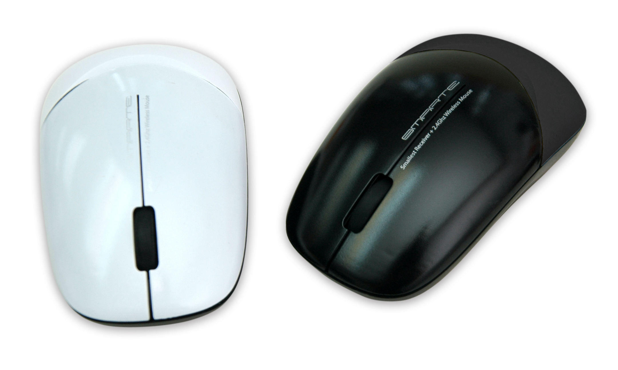 Smarte 2.4G Wireless Optical Mouse