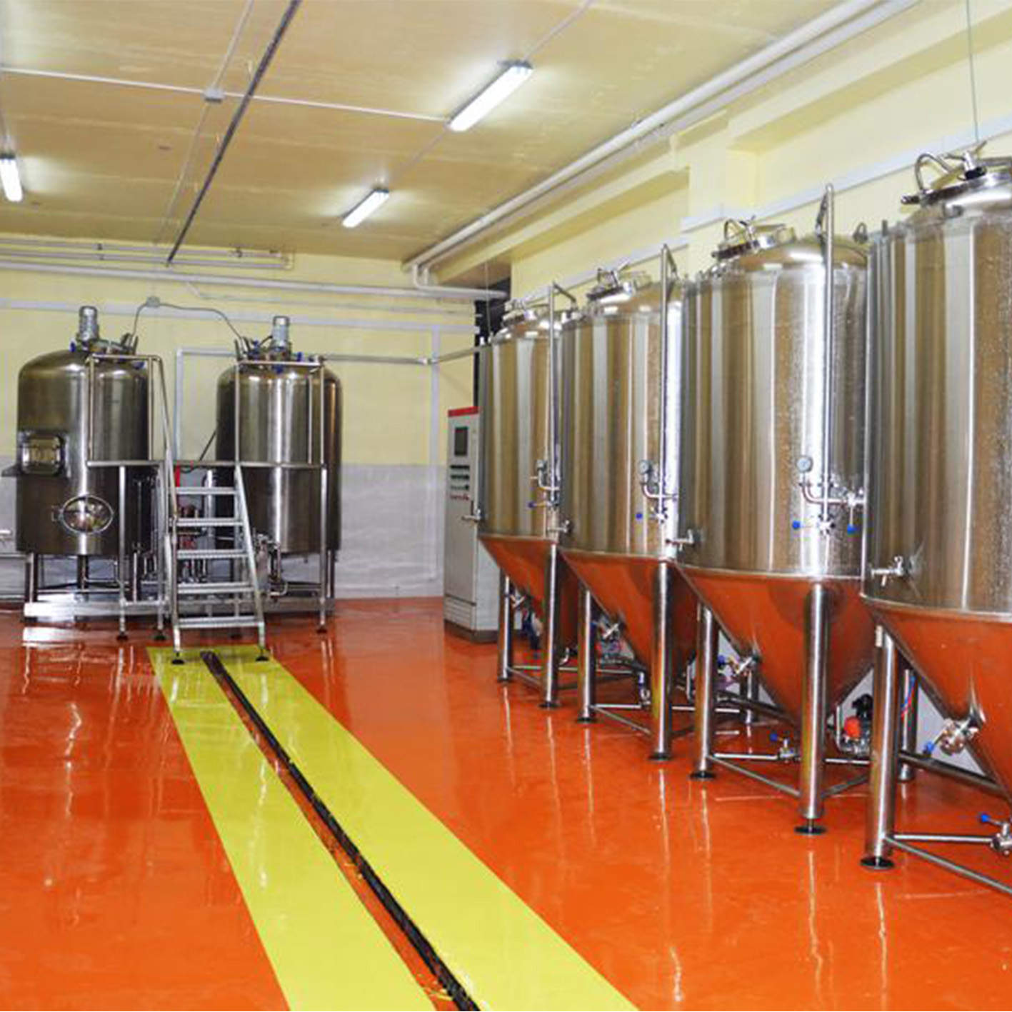 3bbl/5bbl micro brewery equipment for restaurant, 500L beer equipment for restaurant