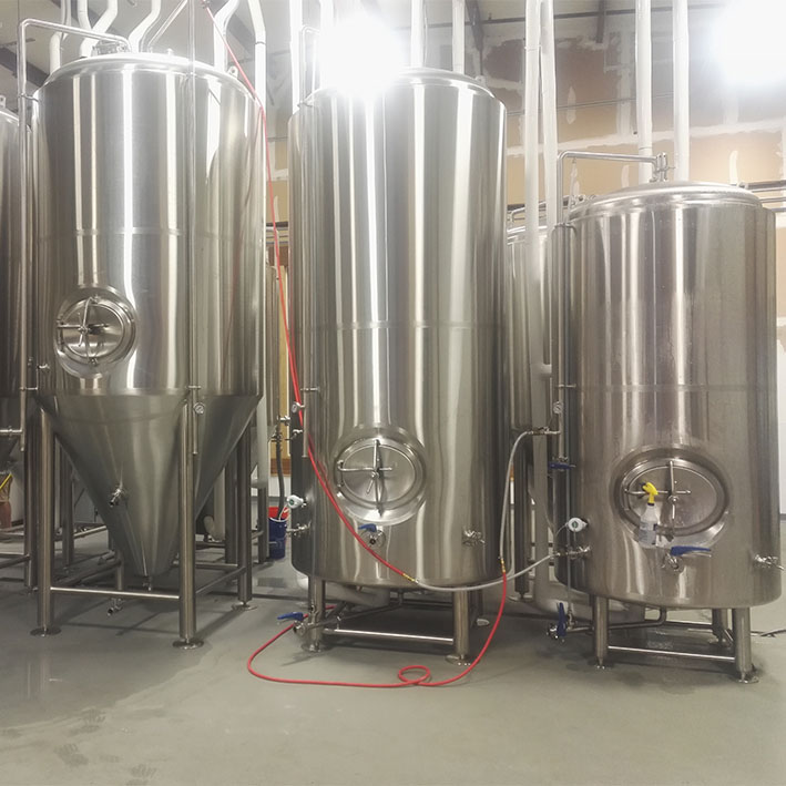 15bbl/2000L used beer brewery equipment, used industrial beer equipment for micro beer factory