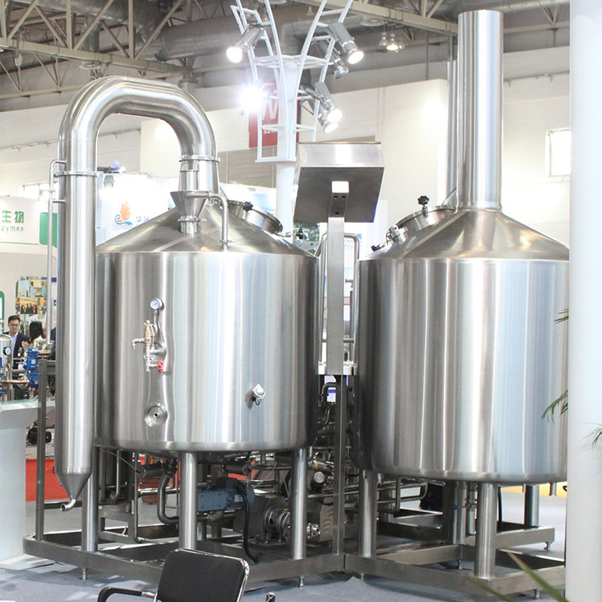 15hl/20bbl beer brewing equipment for micro industrial beer factory