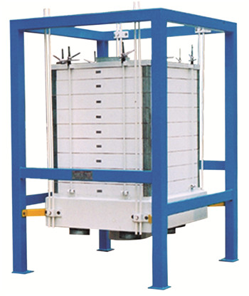 best design high quality high capacity easy operation and installation type FSFJ single section plansifter