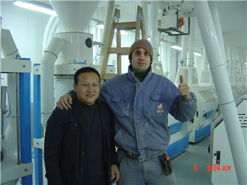 best price100t/d -1000t/d high capacity best design complete wheat flour milling plant in China