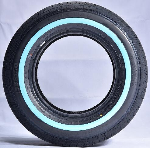 WSW white sidewall tire pcr tire car tire hot sale in africa