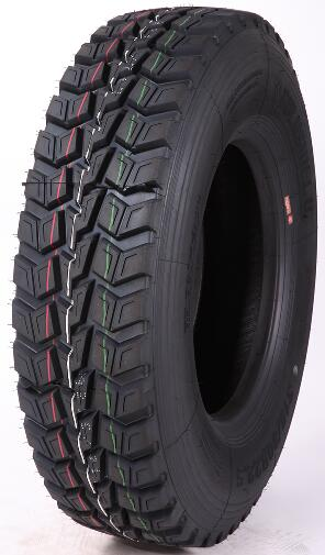 high quality performance warranty radial truck tyre with competitive price