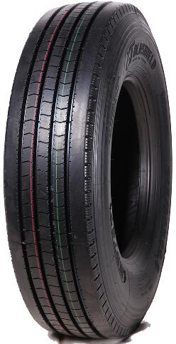 Long haul tires for truck and bus