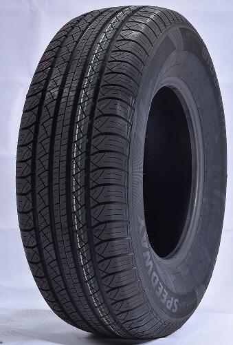 china High performance semi radial SUV tire factory