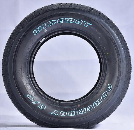 High performance AT tires 33x12.5R15