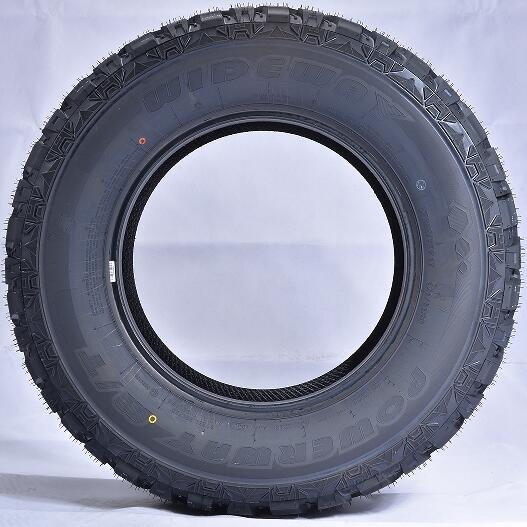 New tires Mud terrain MT tires off road 33*12.50R15LT with Europe Lable