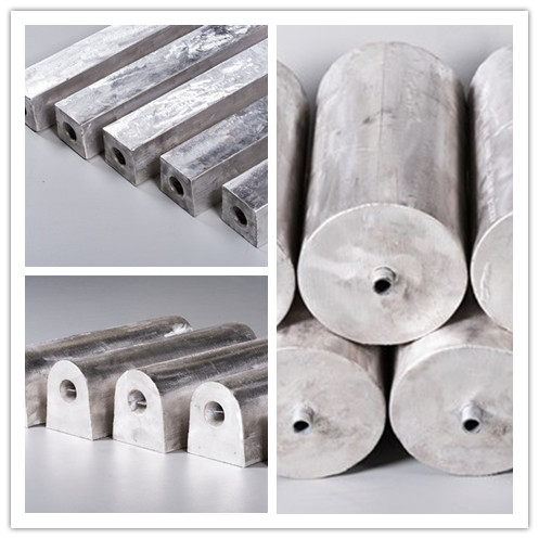 High Potential Casting Sacrificed ASTM G97 Magnesium/Mg Alloy Anode Manufacturers