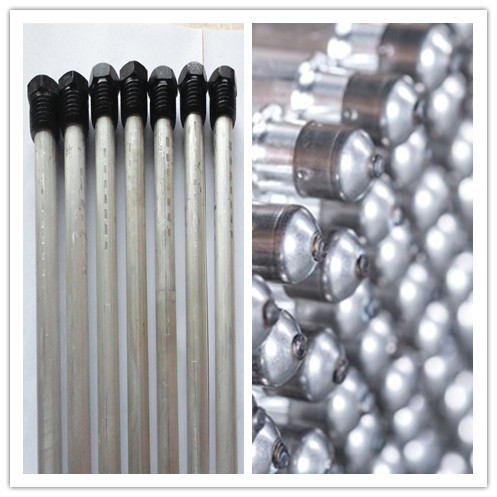 Extruded Magnesium Anode Rod for Boiler Manufacturers