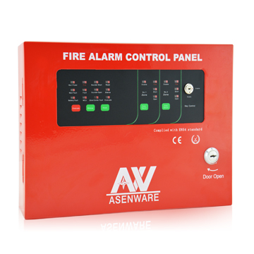 2zone fire alarm control panel for fire fighting