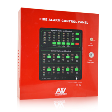 8zone fire alarm control panel for fire fighting