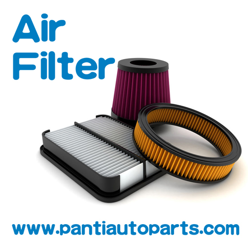 Factory wholesale auto car engine air filter for Toyota lexus