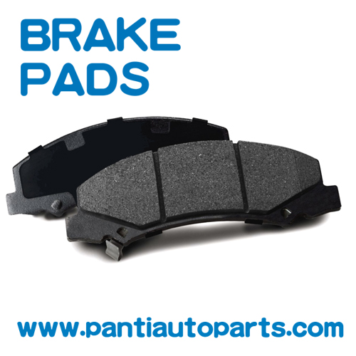High quality new Ceramic brake pads for Toyota Honda Mazda Nissan