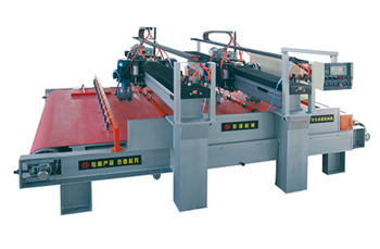 LMJ-Q4-2000 2m Full-automatic Marble Bush Hammering Machine manufacturers