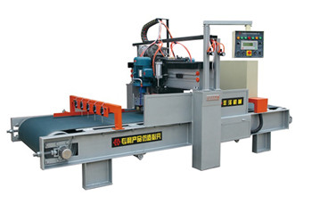 LMJ-Q2-1000 Two Heads Full-automatic/ automatic Bush Hammering Machine